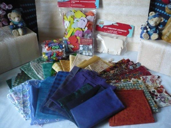 De bien jolis cadeaux !!!!