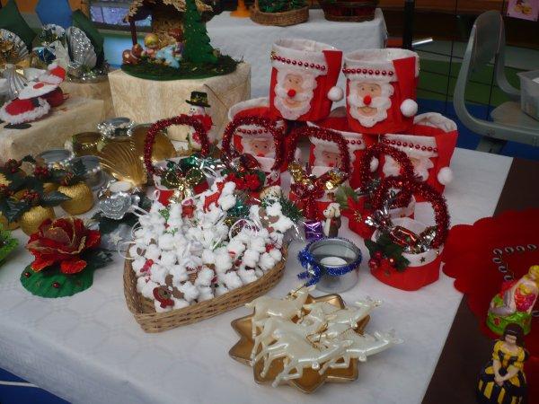 Mon dernier marché de Noel 2011