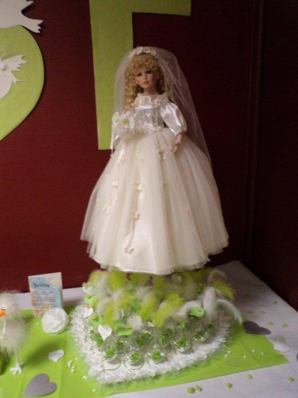 La Décoration de la salle au mariage de ma fille