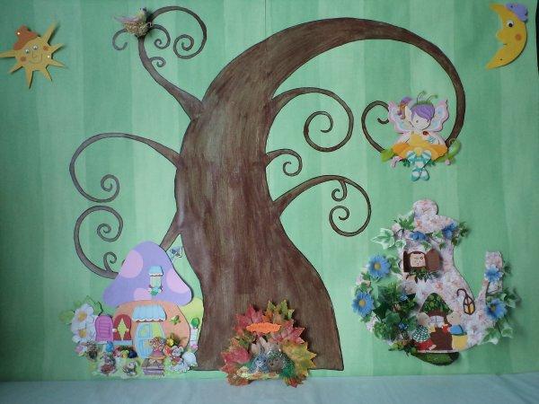 Du nouveau prés de  l' arbre imaginaire !!!