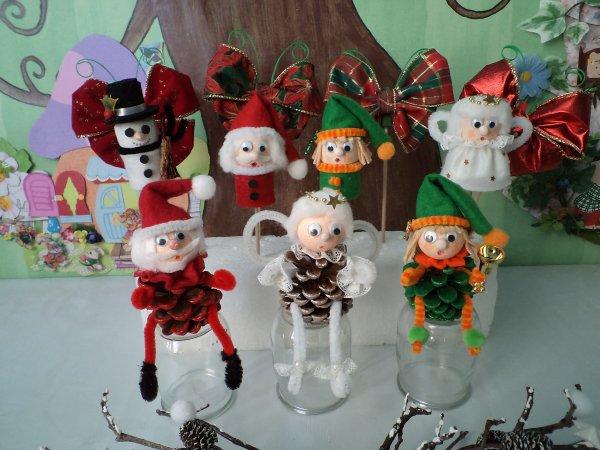 Des petites créas pour Noel