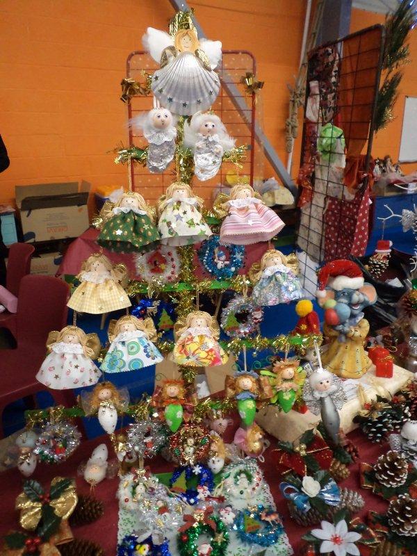 Mes petites créas pour les marchés de Noël