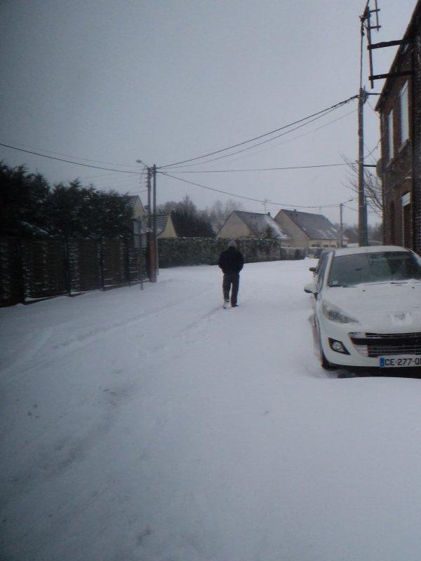 Assez plus de neige ......