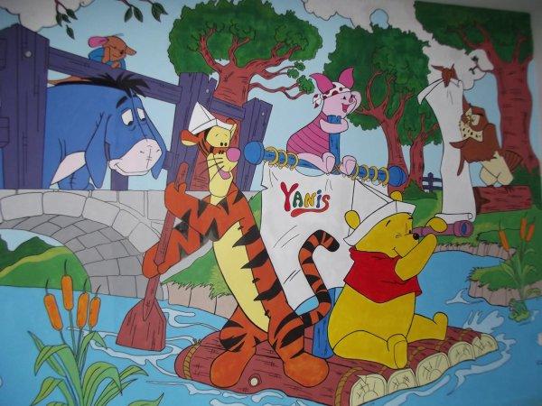 Winnie l' ourson et ses Amis .....