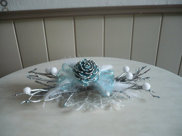 Décoration de table pour les fêtes