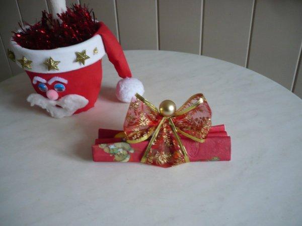 Petites décorations faites pour le Marché de Noel