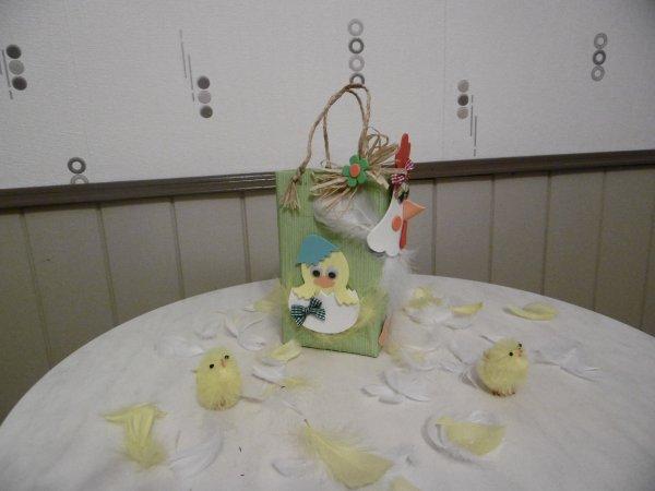 Un petit sac pour Pâques