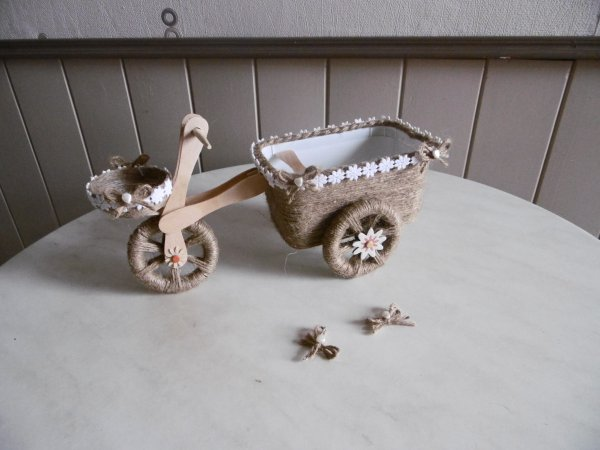 Un vélo décoratif
