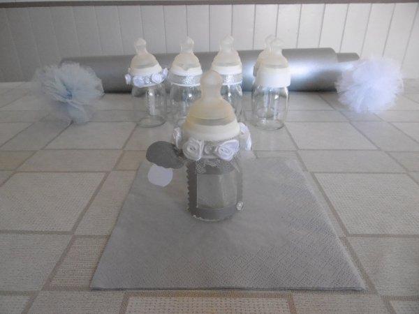 Décoration pour la petite communion et le baptême de mes petits enfants