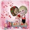 Joyeuse St Valentin à tous les Amoureux