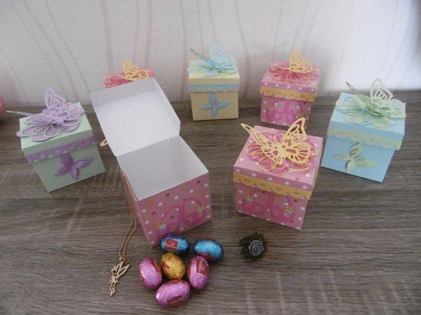 Boites cadeaux pour tout événement et célébrations