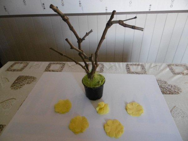Un petit arbre pour Pâques