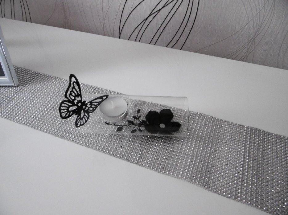 Relooker un photophore tube en verre