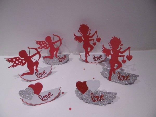 Créations pour la St Valentin ,