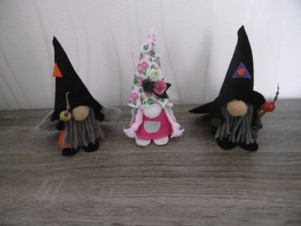 Des gnomes
