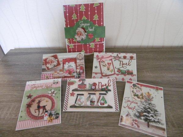 Des cartes pour Noël