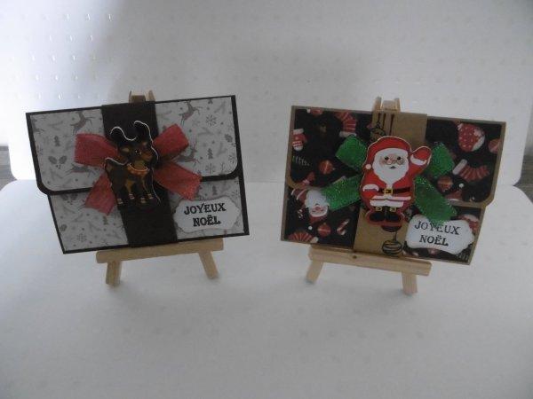 Pochette carte cadeau