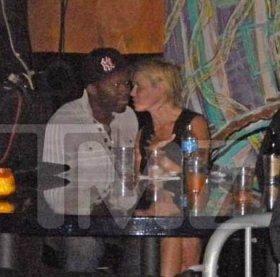 Chelsea Handler  et 50 Cent la rupture à cause de Ciara