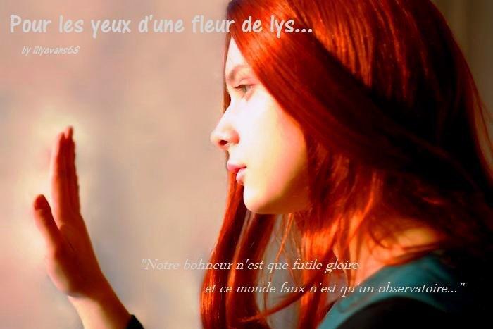Pour les Yeux d'une Fleur de Lys
