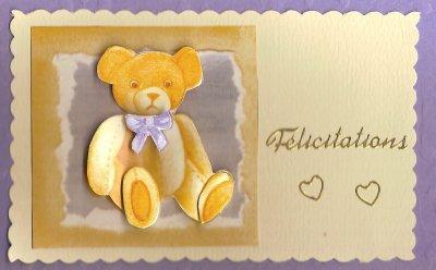 ♥ Mes cartes artisanales ♥