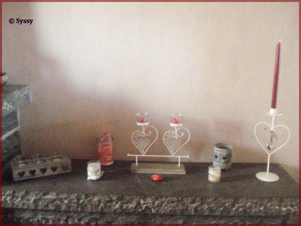 ♥ De jolies bougies ♥