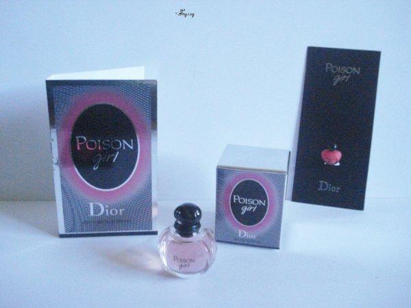 Nouvelles rentrées dans ma collection de parfums