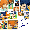 Victor Blade Vs Sol Daystar