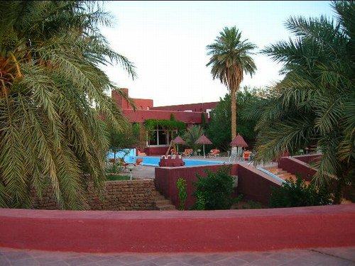 L'hotel de Gourara
