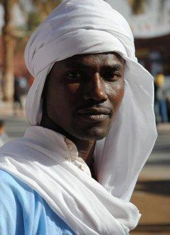 Un musicien de Gourara