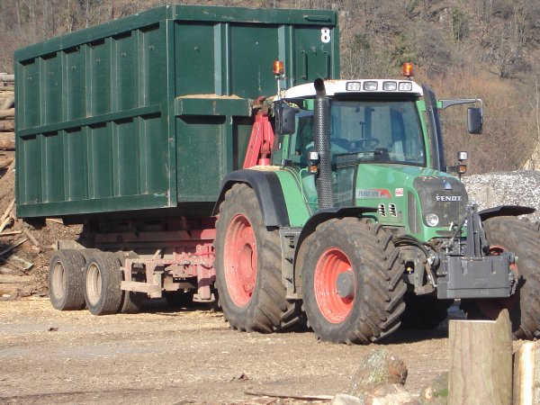 Divers 2011 --> --> Fendt 936 Black Beauty
