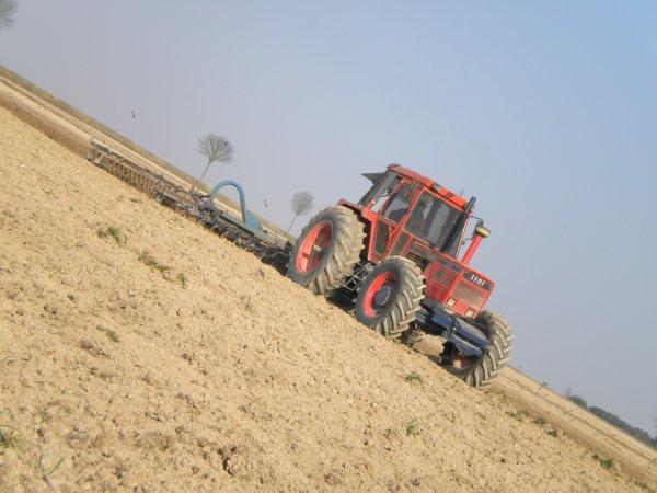Préparations des Terres  2011 --> --> Same Hercule 160
