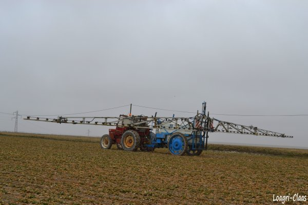 Pulvérisation 2012 --> --> International 1056 XL