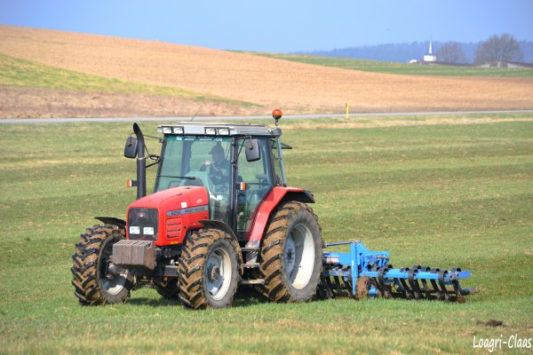 Hersage de Prairies 2012 --> --> Massey-Ferguson 6255