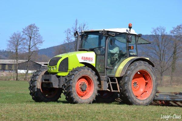 Hersage de Prairies 2012 --> --> Claas Celtis 456 RX