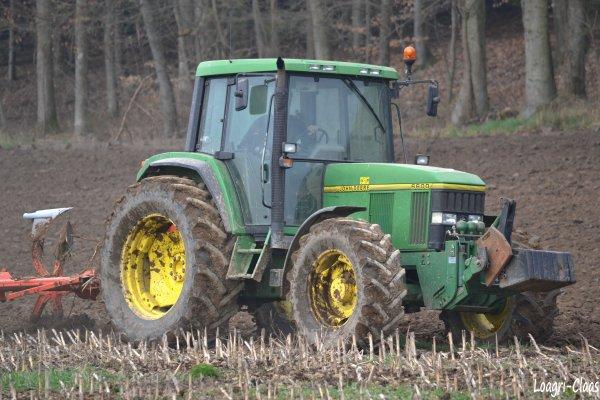 Labour 2012 / Ploughing 2012 --> --> John Deere 6600