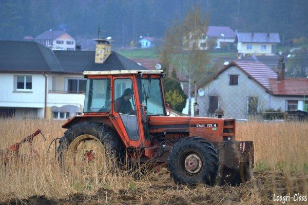 Préparations des Terres 2012 --> --> Renault 891-4