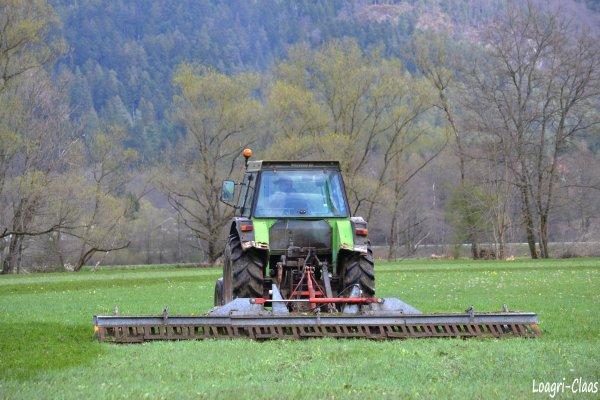 Hersage de Prairies 2012 --> --> Deutz-Fahr Dx 4.10