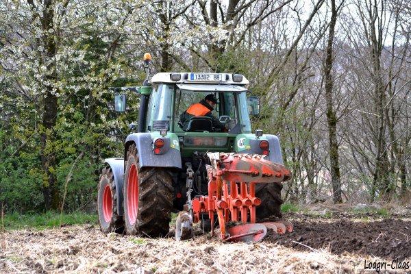 Labour 2012 / Ploughing 2012 --> --> Fendt Farmer 412 Vario