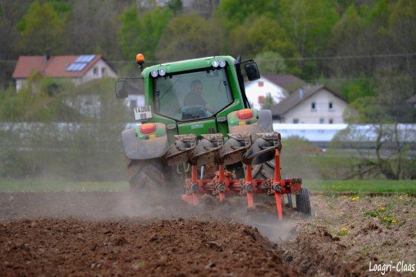 Labour 2012 / Ploughing 2012 --> --> John Deere 6430 Prémium