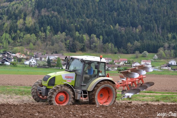 Labour 2012 / Ploughing 2012 --> --> Claas Celtis 456 rx