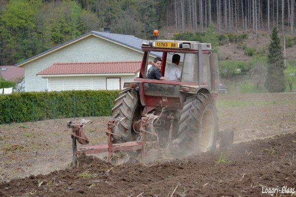 Labour 2012 / Ploughing 2012 --> --> International 745 XL