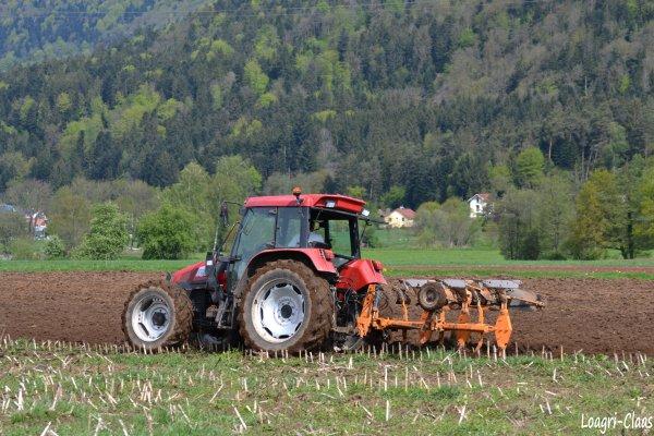 Labour 2012 / Ploughing 2012 --> --> Case CS 94