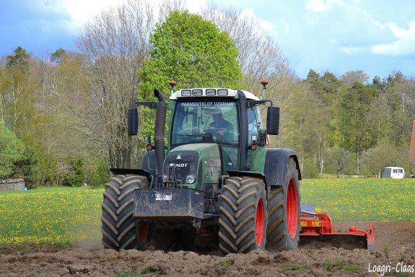 Préparations des Terres 2012 --> --> Fendt 820 Vario TMS
