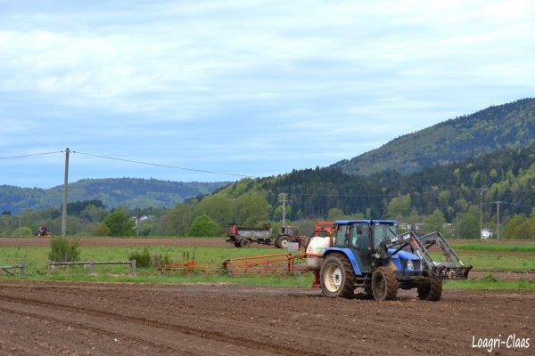 Pulvérisation 2012 --> --> New-Holland TL80A