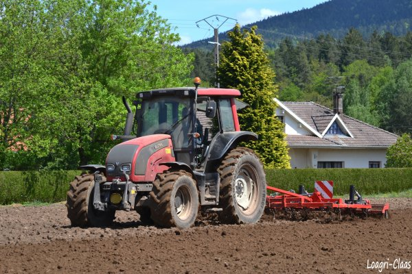 Préparations des Terres 2012 --> --> Vatra N101