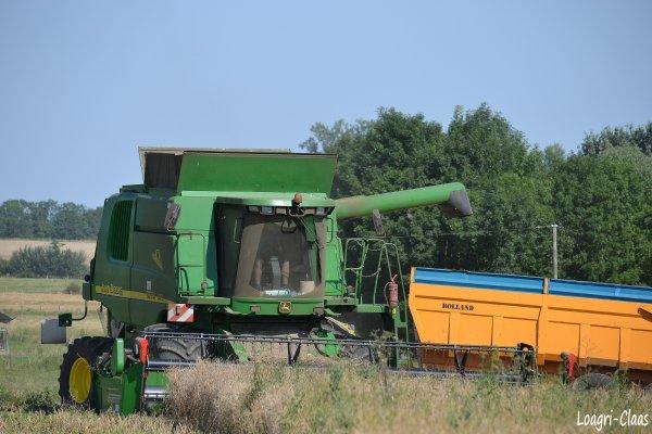 Moisson 2012 --> --> John Deere 9780i CTS
