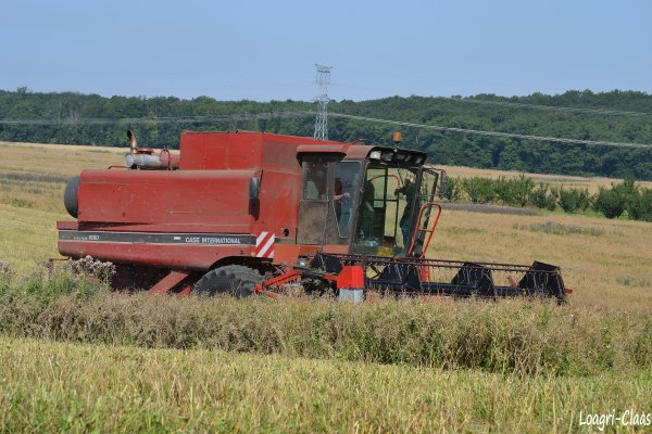 Moisson 2012 --> --> Case Axial Flow 1680