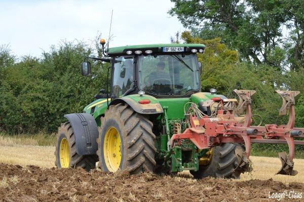 Labour 2012 / Ploughing 2012 --> --> John Deere 8295r