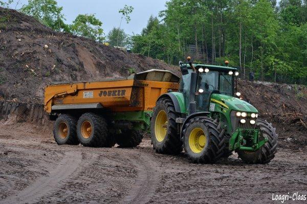 Terrassement 2012 --> --> John Deere 7930