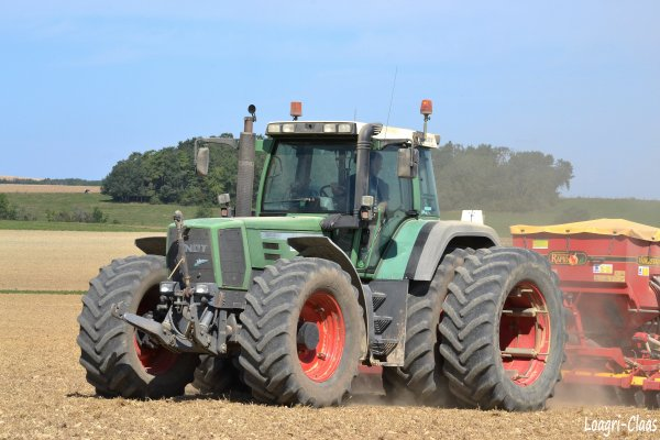 Semis 2012 --> --> Fendt Favorit 926 Vario